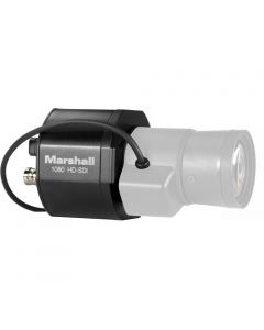 Marshall Electronics CV345CSB Compact-HD 2.5MP Camera HDMI/3G/HD-SDI C