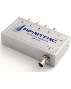 Apantac DA4HD Reclocking 1 x 4 SDI Distribution Ampli.