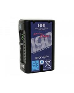 IDX System Technology DUO-C190 185Wh High Load Li-ion V-Mount Battery