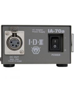 IDX System Technology IA-70A Single Output Camera Power Supply