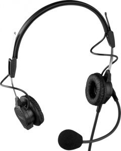 Telex PH44 PH-44, Dual-Sided Lightweight Headset